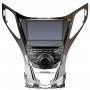 Hits HT8014 SGEC Hyundai Grandeur/Azera 2012-  штатная магнитола
