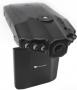 Видеорегистратор Falcon HD10-LCD + разветвитель в прикуриватель